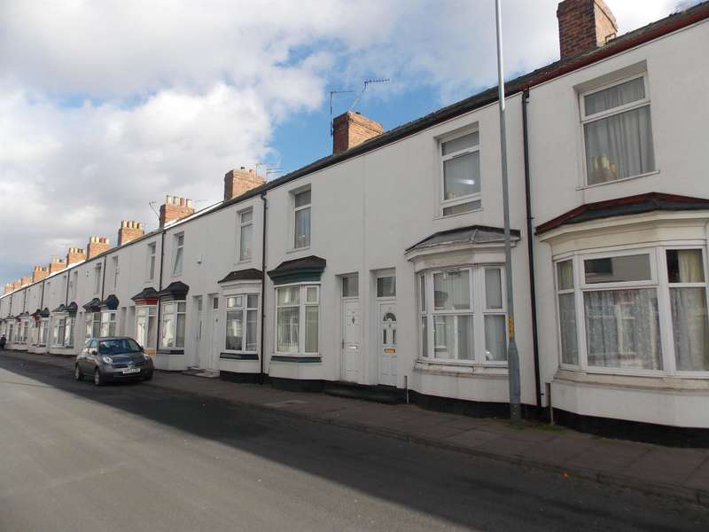 3 Bedrooms Terraced House for sale in Longford Street, Middlesbrough, TS1 4RR