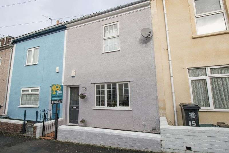 2 Bedrooms Terraced House for sale in Rose Road, St George