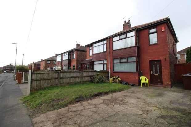 3 Bedrooms Semi Detached House for sale in Manton Avenue, Manchester, Lancashire, M9 7BA