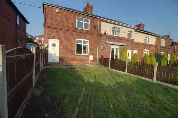 2 Bedrooms Semi Detached House for sale in Welfare View, Rotherham, South Yorkshire, S63 9ED