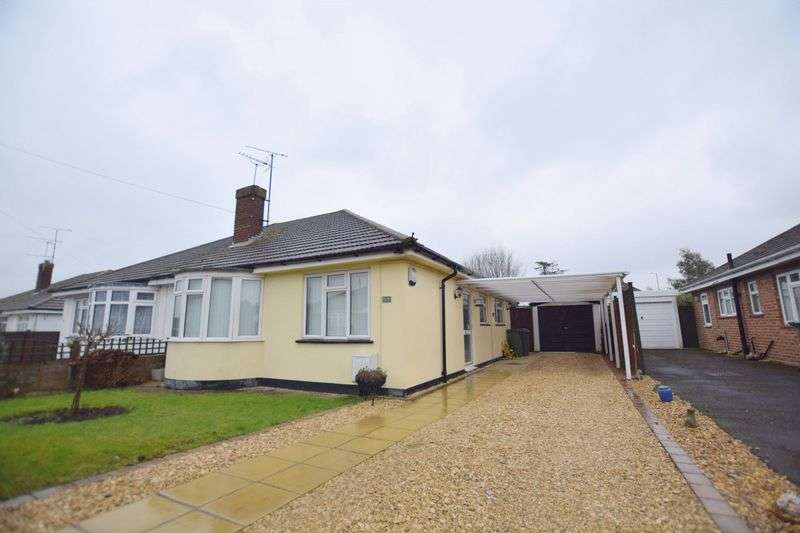 2 Bedrooms Semi Detached Bungalow for sale in Blenheim Place, Aylesbury