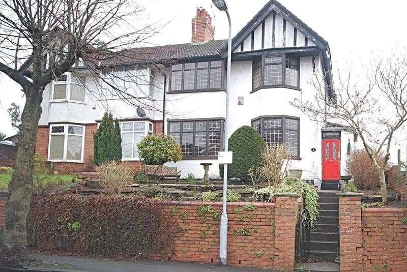 4 Bedrooms Semi Detached House for sale in St. Marks Crescent, Newport