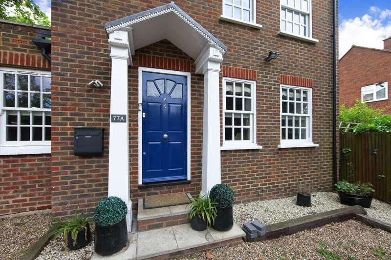 4 Bedrooms House for sale in 77a Villiers road