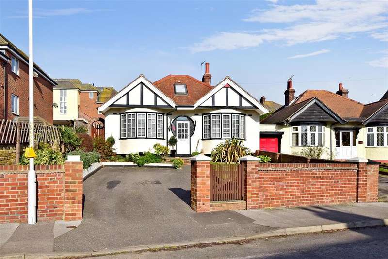 2 Bedrooms Detached Bungalow for sale in Dane Park Road, Ramsgate, Kent