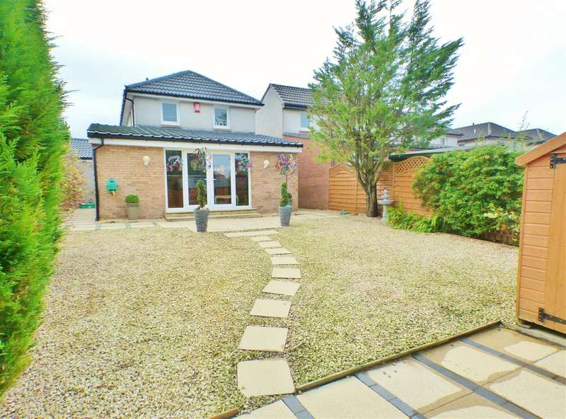 3 Bedrooms Detached House for sale in Tweed Street, Gardenhall, EAST KILBRIDE