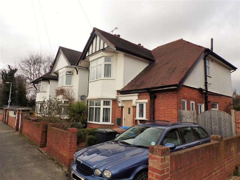 3 Bedrooms Detached House for sale in Marlborough Road, Ipswich