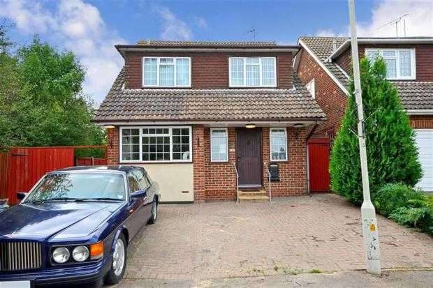 4 Bedrooms Detached House for sale in Jacks Close, Wickford