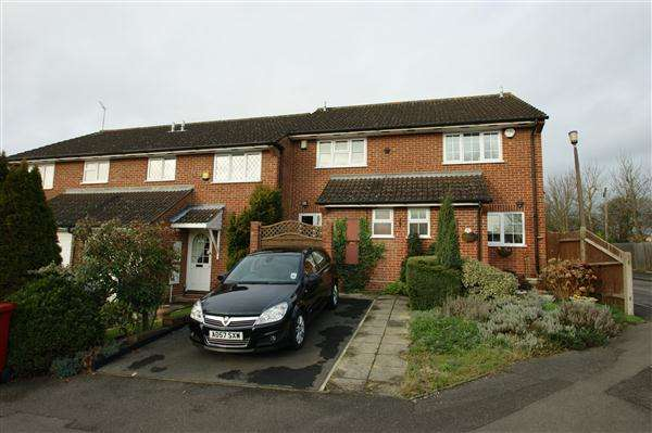 2 Bedrooms Terraced House for sale in St Michaels Court, Burnham