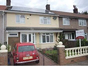 3 Bedrooms Terraced House for sale in Chillerton Road, West Derby, Liverpool
