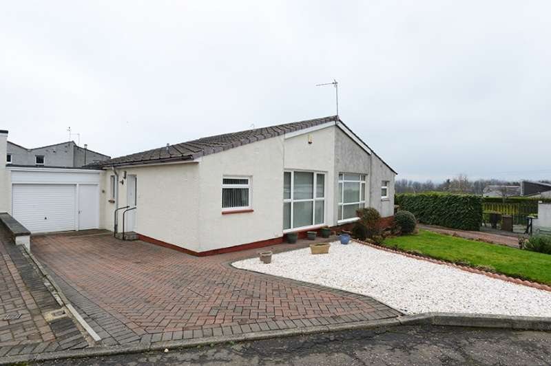 2 Bedrooms Semi Detached Bungalow for sale in Dundas Place, Kirkliston, Edinburgh, EH29 9BJ