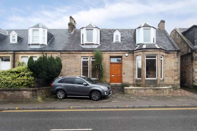 5 Bedrooms Semi-detached Villa House for sale in Park Street, Falkirk, Stirlingshire, FK1 1RE