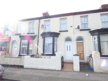 2 Bedrooms Terraced House for sale in Roxburgh Street, Liverpool, Merseyside, L4