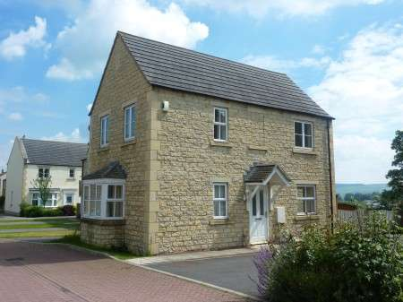 3 Bedrooms Detached House for sale in 86 Dale Grove, Leyburn