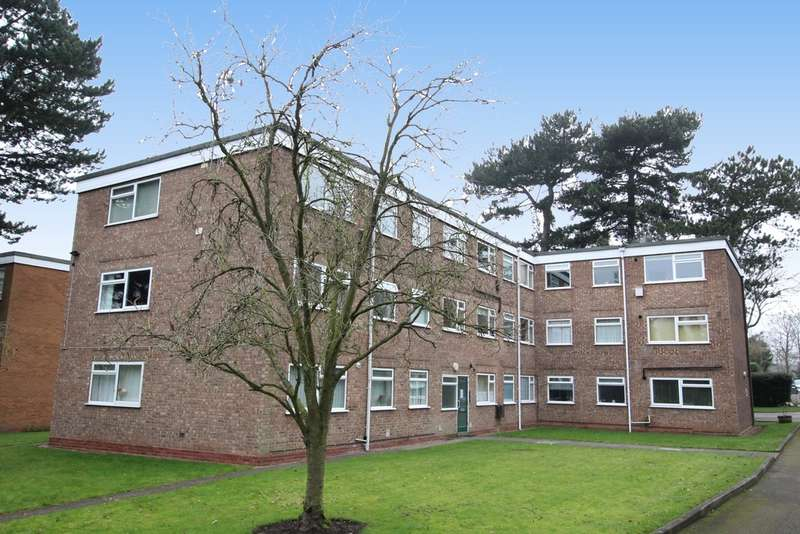 2 Bedrooms Ground Flat for sale in Osborn Court, Station Road, Wylde Green, B73 5JZ