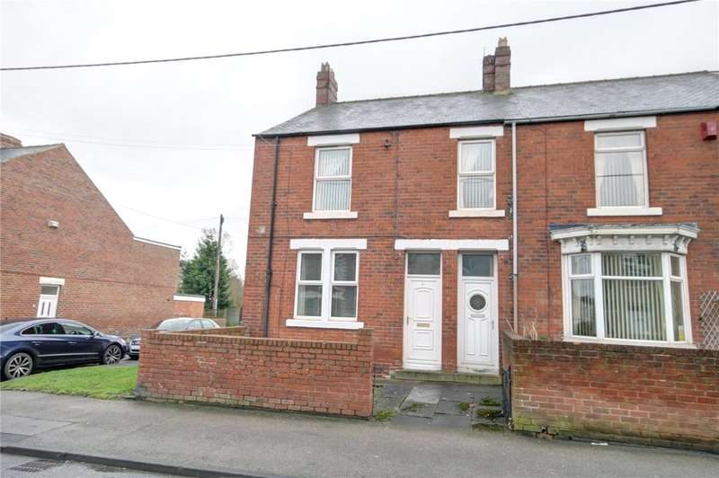 2 Bedrooms End Of Terrace House for sale in Frederick Street South, Meadowfield, Co Durham, DH7