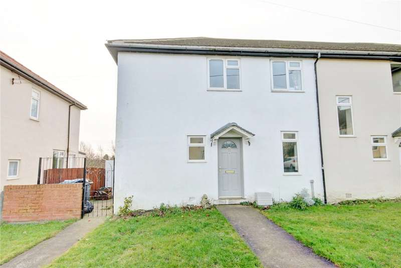 3 Bedrooms Semi Detached House for sale in Hawthorn Crescent, Quarrington Hill, Durham, DH6