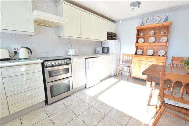 3 Bedrooms End Of Terrace House for sale in Queens Drive, Sevenoaks, Kent, TN14 5DB