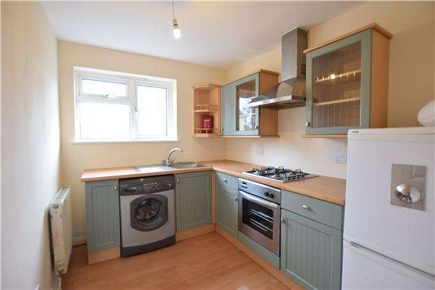 2 Bedrooms Maisonette Flat for sale in Ridgeway Road, Headington, OXFORD, OX3 8DT