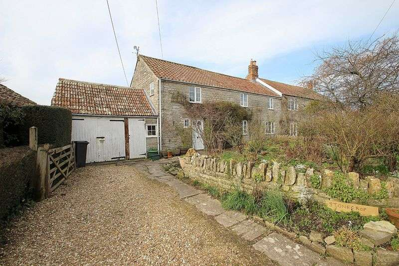 3 Bedrooms Cottage House for sale in Mill Road, Barton St David