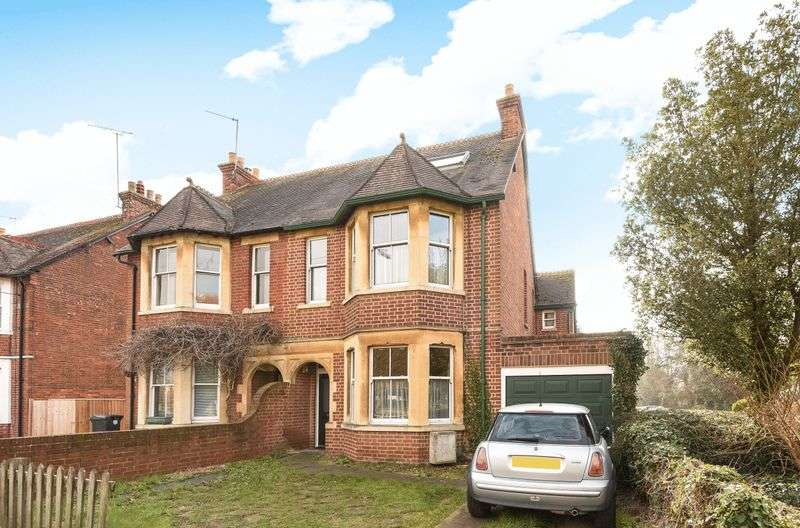 5 Bedrooms Semi Detached House for sale in Radley Road, Abingdon