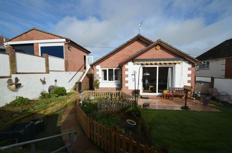 2 Bedrooms Detached Bungalow for sale in Nightingale Drive, Weymouth