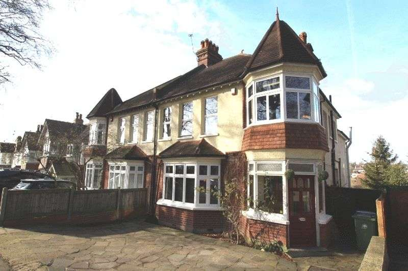 4 Bedrooms Semi Detached House for sale in Beeches Avenue, Carshalton Beeches