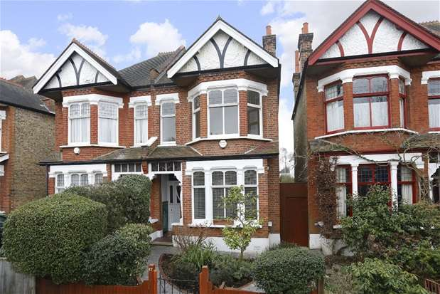 5 Bedrooms Semi Detached House for sale in Woodwarde Road, Dulwich