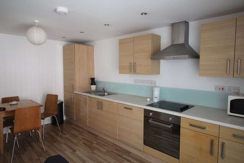 2 Bedrooms Flat for sale in Jackson Street, Liverpool
