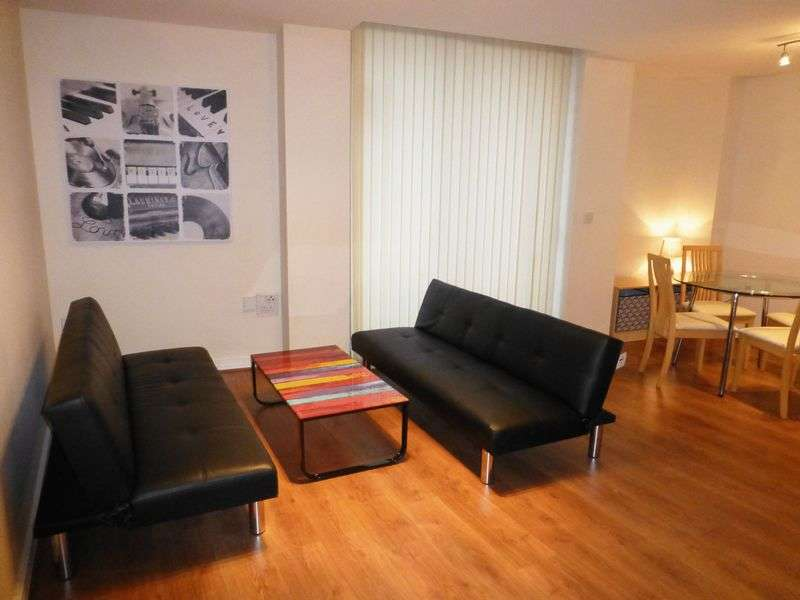 2 Bedrooms Flat for sale in 2 Bedroom Apartment For Sale - The Renaissance Building, Wood Street, L1