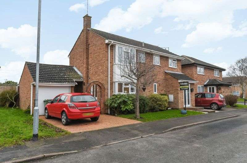 4 Bedrooms Detached House for sale in Ewingswood, Sawtry