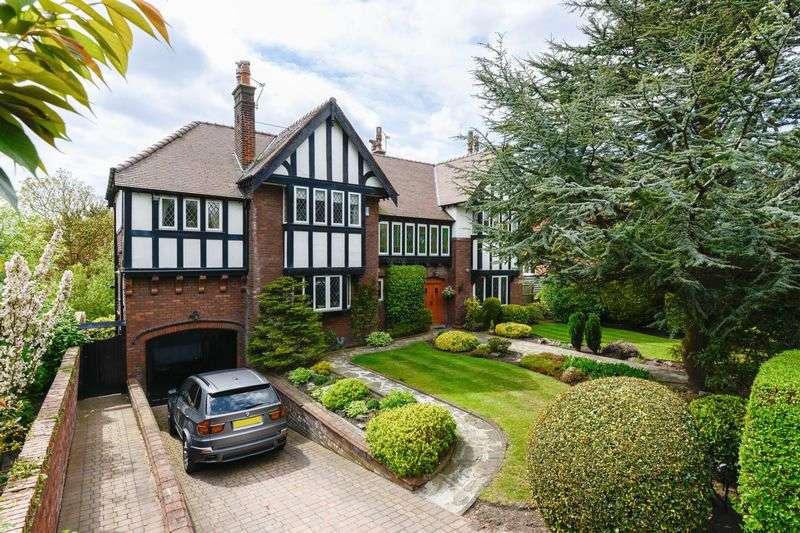 5 Bedrooms Detached House for sale in Grosvenor Road, Birkdale, Southport