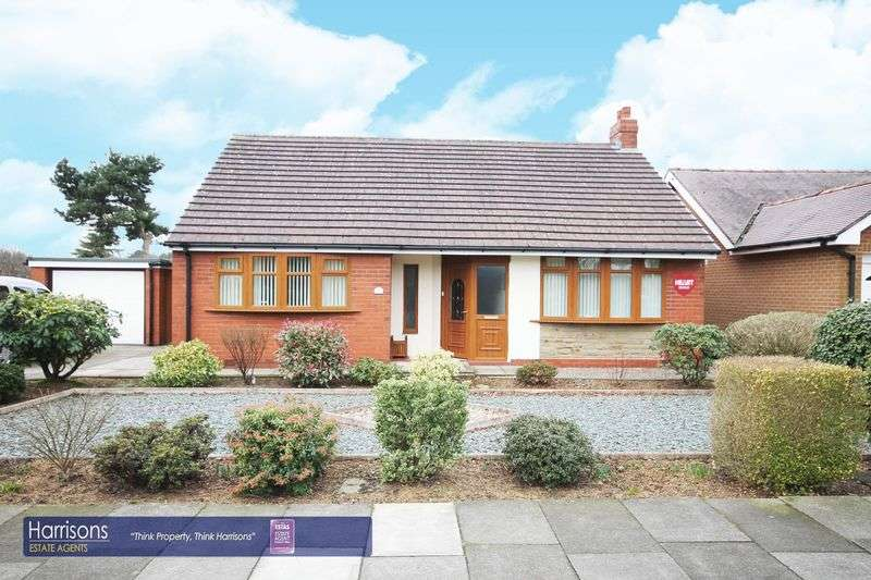 2 Bedrooms Detached Bungalow for sale in Newland Drive, Over Hulton, Bolton, Lancashire.