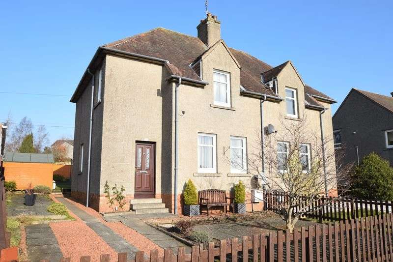 3 Bedrooms Semi Detached House for sale in 106 Knocklea, Biggar