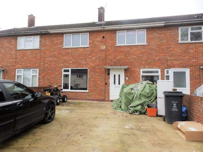3 Bedrooms Terraced House for sale in Cranmore Avenue, Swindon