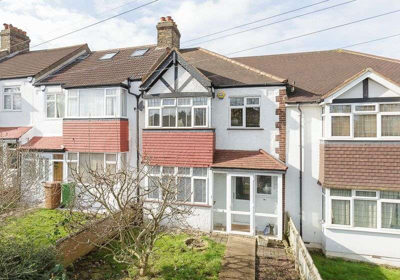 3 Bedrooms Terraced House for sale in St Dunstans Hill, Cheam
