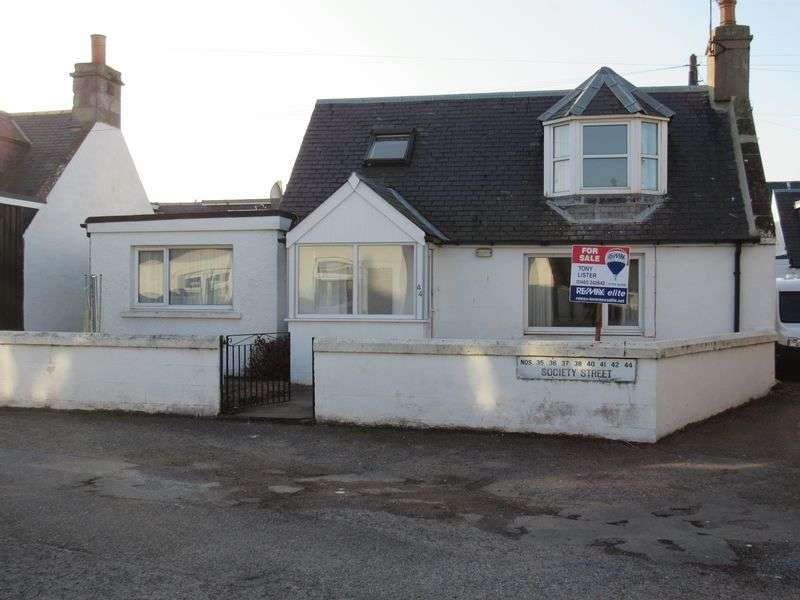 1 Bedroom Detached House for sale in Ideal First time buyer,Holiday Let Opportunity Society Street, Nairn