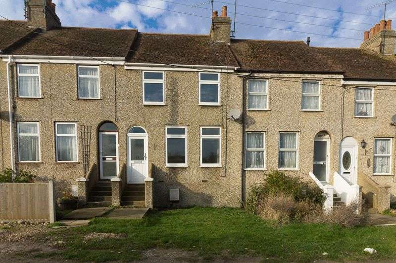 2 Bedrooms Terraced House for sale in Churchill Road, Minster