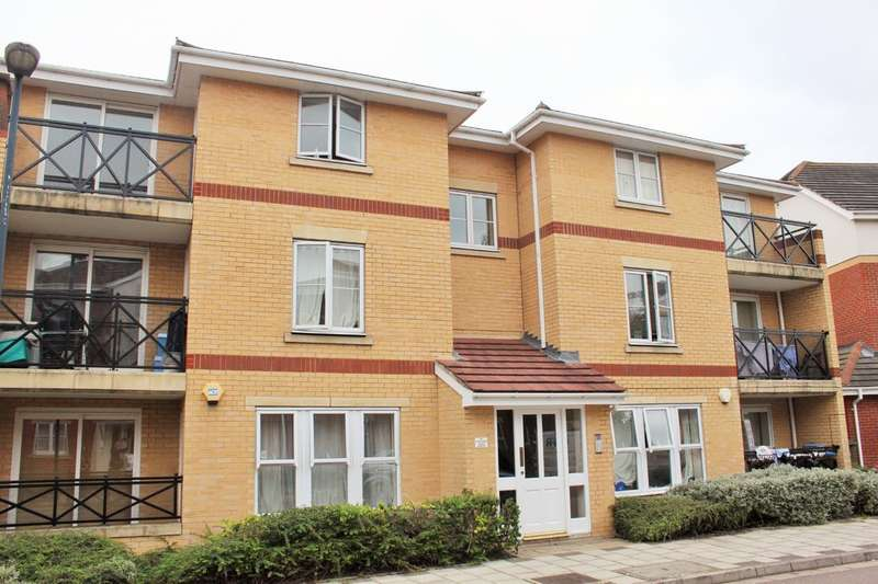 2 Bedrooms Apartment Flat for sale in Marathon Way, Thamesmead