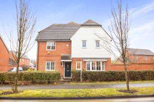 3 Bedrooms Semi Detached House for sale in Violet Way, Kingsnorth, Ashford, Kent