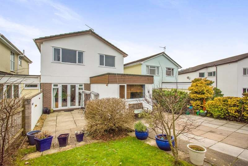 4 Bedrooms Detached House for sale in Fairways View, Talbot Green, PONTYCLUN