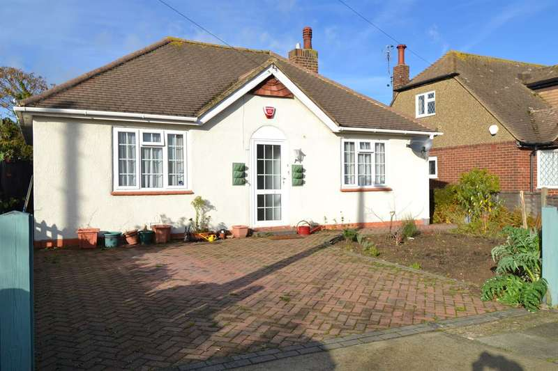 2 Bedrooms Detached Bungalow for sale in Southwood Road, Tankerton, Whitstable