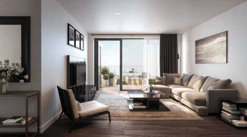 2 Bedrooms Flat for sale in Timberyard, Evelyn Street, Deptford, London SE8