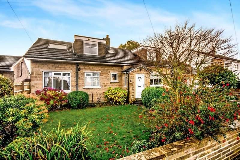 5 Bedrooms Detached House for sale in Sellerdale Drive, Wyke, Bradford. BD12 9DA