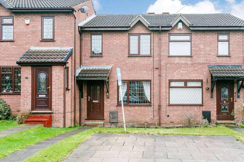 2 Bedrooms Terraced House for sale in Highfield Rise, Alverthorpe, Wakefield, WF2 0BX