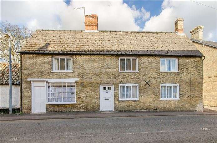 4 Bedrooms Detached House for sale in High Street, Fowlmere, Cambridge
