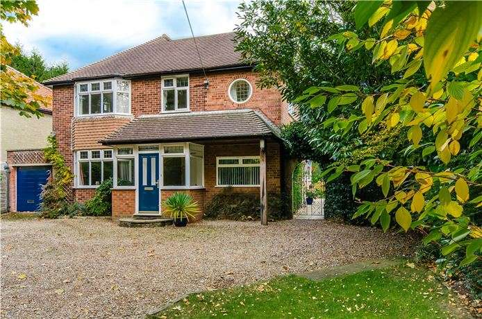 4 Bedrooms Detached House for sale in London Road, Harston, Cambridge