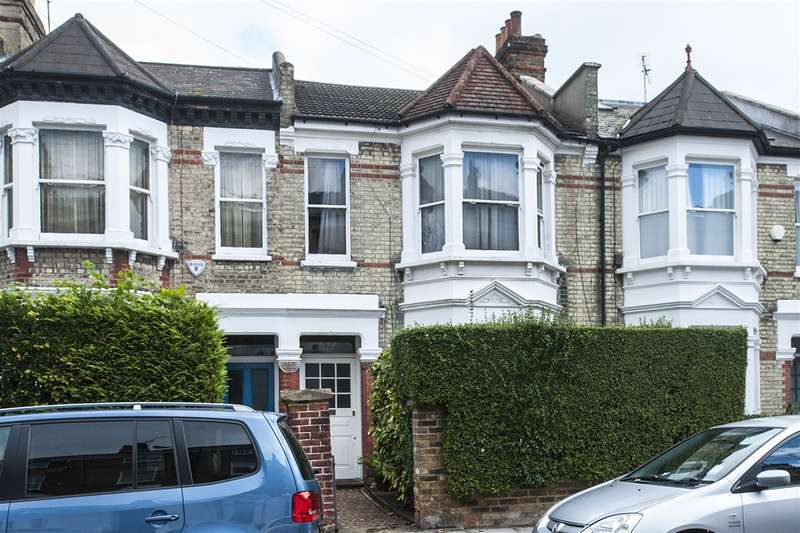 4 Bedrooms Terraced House for sale in Oaklands Grove, Shepherd's Bush