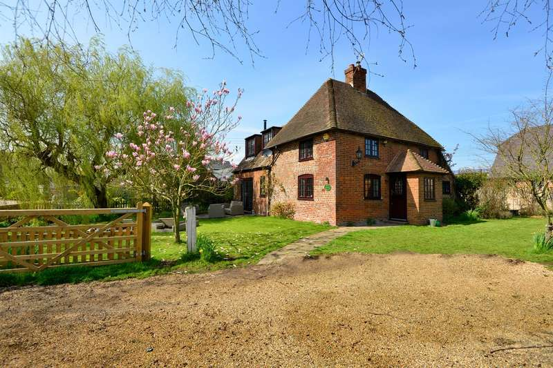 3 Bedrooms Detached House for sale in Rusham Road, Wingham, Canterbury