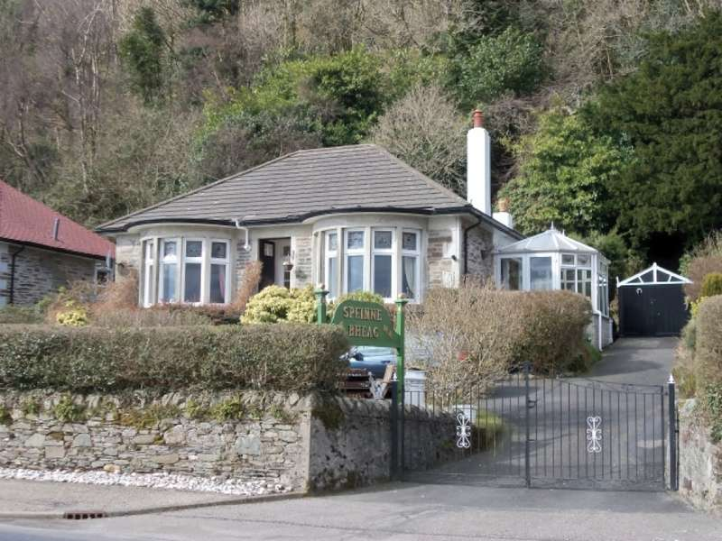 3 Bedrooms Detached House for sale in Speinne Bheag 79 Bullwood Road, Dunoon, PA23 7QL