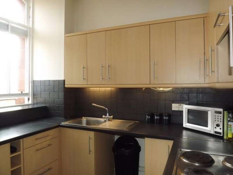 2 Bedrooms Flat for sale in 129 High Street, Galashiels, TD1 1SQ